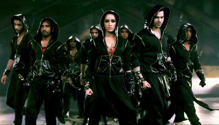Screenshot from ABCD2 movie