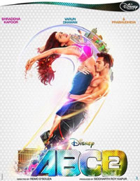 ABCD 2 DVD cover