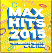 Max Hits 2015 album cover