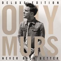 Never Been Better album cover