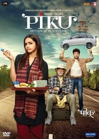 Piku DVD cover