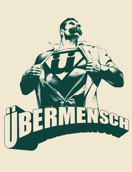 Ubermensch poster
