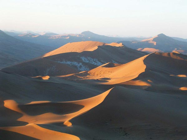 Badain Jaran Dunes