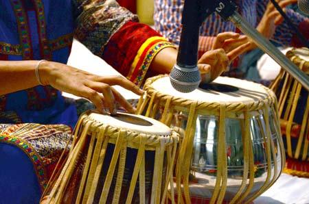 Indian tabla