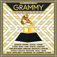 Grammy Nominees 2016 CD cover