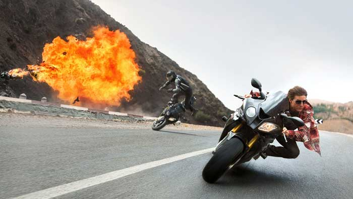 Mission Impossible Rogue Nation screenshot