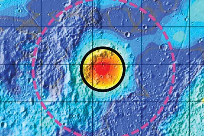 Earhart Crater