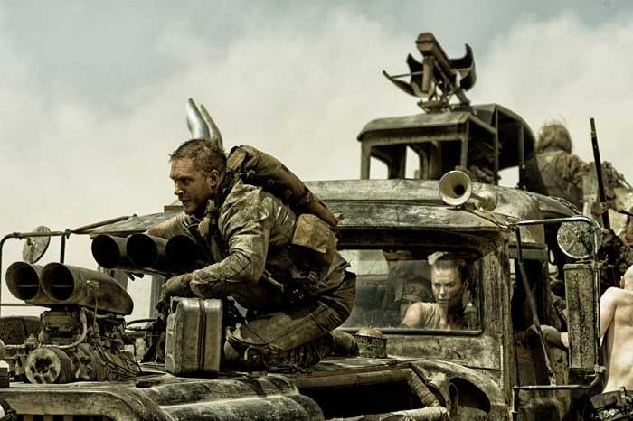 Mad Max Fury Road screenshot