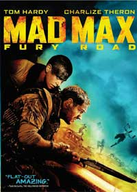 Mad Max: Fury Road DVD cover