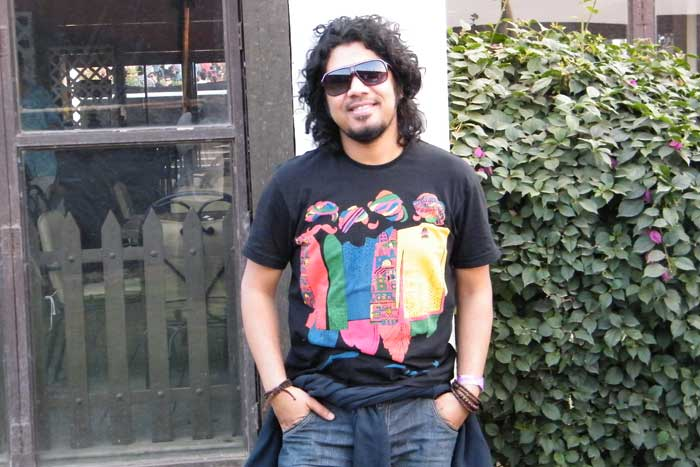 Papon at Sula Vineyards, Nashik