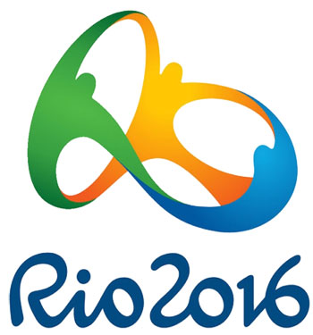Logo of the Rio 2016 Games