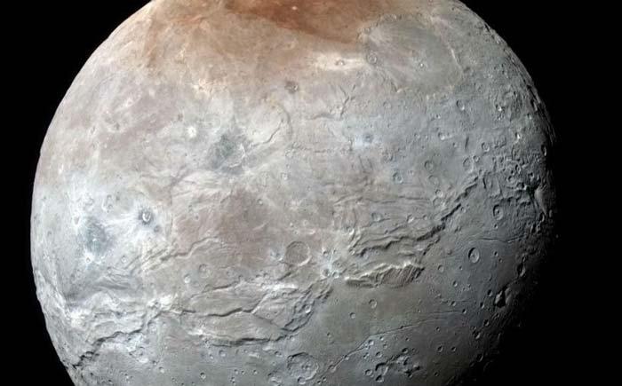 Charon, Pluto's moon