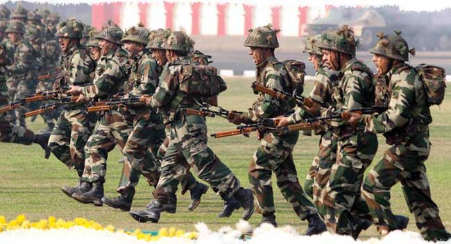 Indian Armed Forces soldiers