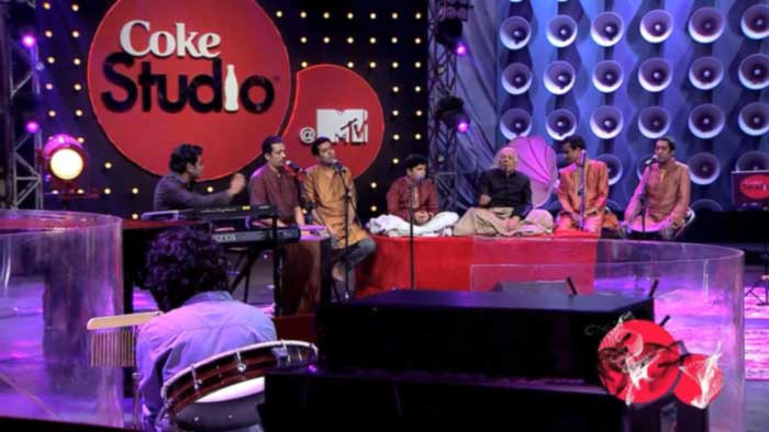 MTV Coke Studio performance