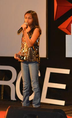 Singing sensation, Nilanjanaa Jayant