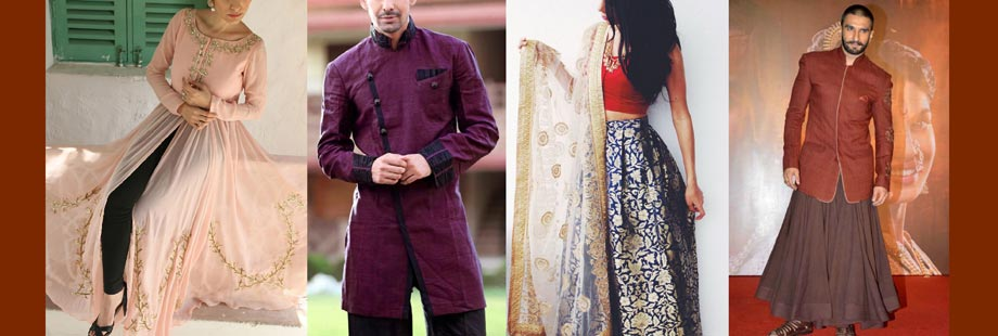 Get the Indo-Western look this Diwali!