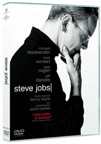 Steve Jobs DVD cover