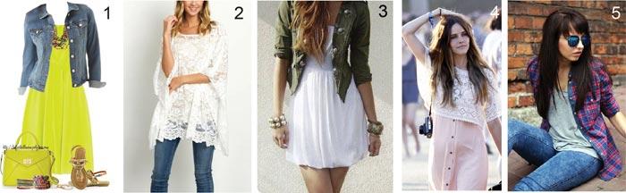 Layering styles