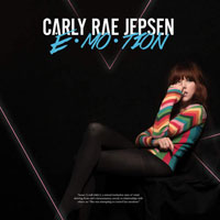 Emotion by Carly Rae Jepsen CD cover