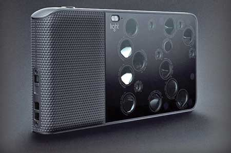 Get 16 cameras in 1 with Light L16