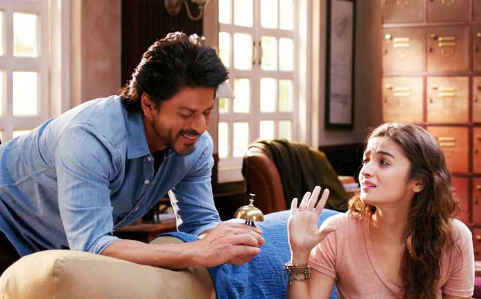 Dear Zindagi DVD screenshot
