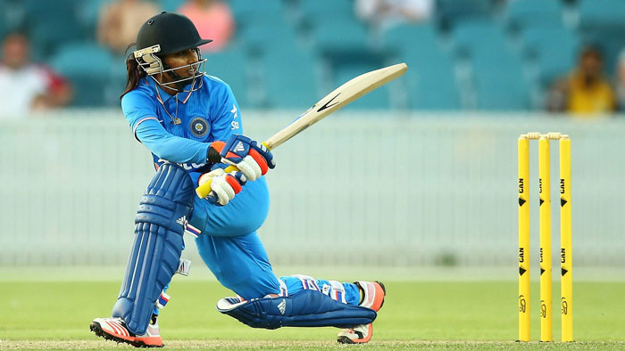 Mithali Raj batting