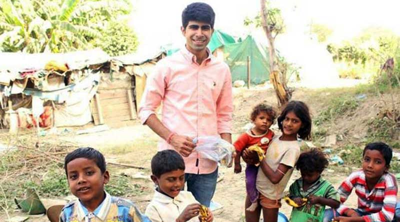 Ankit Kawatra, CEO of Feeding India