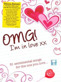 OMG! I'm In Love album cover