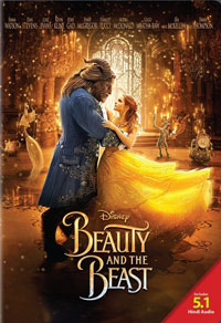 Beauty and the Beast DVD cover