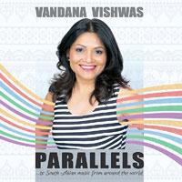 Vandana Vishwas' Parallels album cover