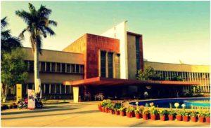 Thapar University building in Patiala, Punjab