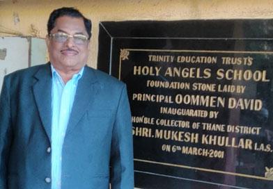 Dr Oommen David: Educationist Par Excellence