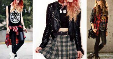 Punk fashion styles