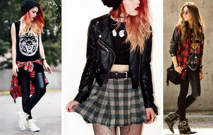 Punk fashion styles