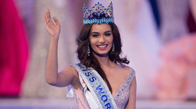 Manushi Chhillar, Miss World 2017