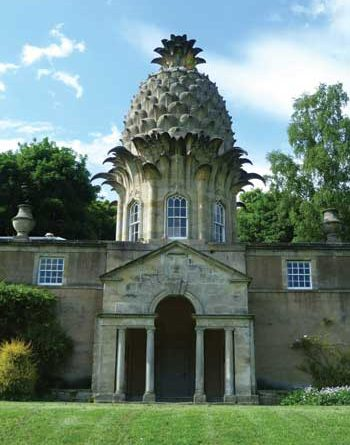 The Dunmore Pineapple in Scotland
