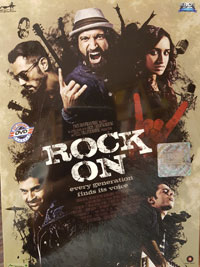 Cover of Rock On 2 DVD