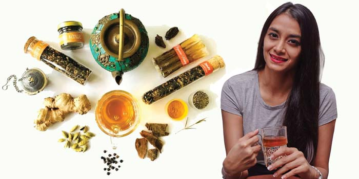 Amareen Khurana, founder of Brewlette, a line of flavoured teas