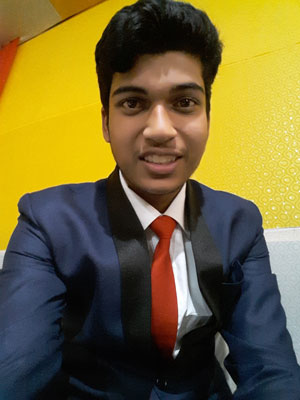 Anurag Tewari from Sherwood School, Tura, was the SSLC 2018 topper