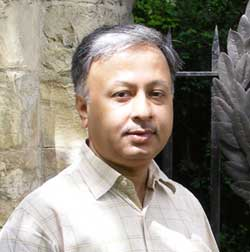 Utpal Borpujari, director of Ishu