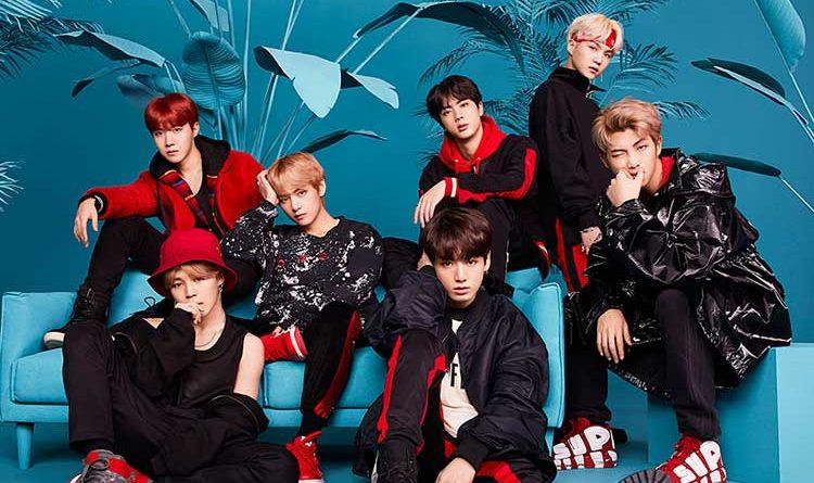 K-pop boyband BTS