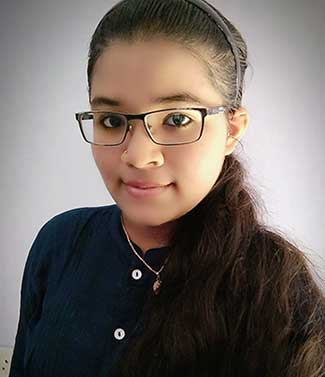 Rachana Kamat, 2018 South Goa District SSC topper