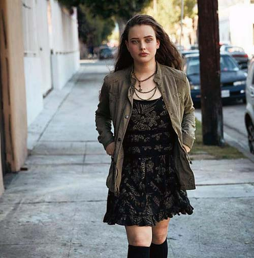 13 Reasons Why's Hannah Baker