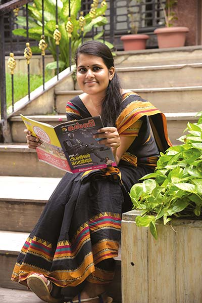 Ashweetha Shetty of the Bodhi Tree Foundation