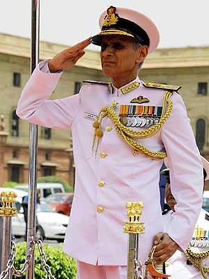 Karambir Singh, Indian Naval Chief