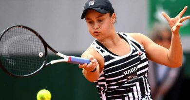 Ashleigh Barty, French Open 2019 Women's Singles Champion