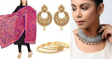 Must-have ethnic accessories