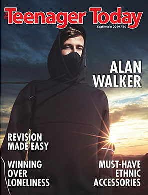 Cover of the September 2019 issue featuring Norwegian DJ Alan Walker