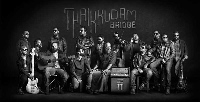 Thaikkudam Bridge members