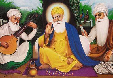 Illustration of Guru Nanak